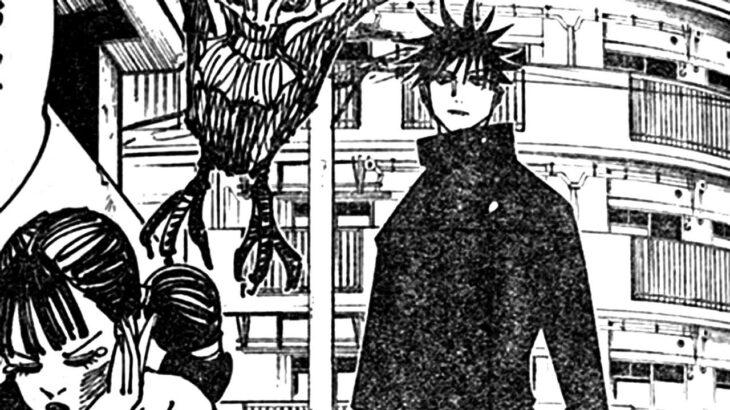 呪術廻戦 161話―日本語 100% 『 Jujutsu Kaisen 』最新161話死ぬくれ!