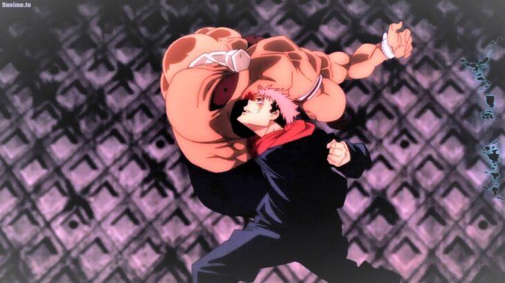 呪術廻戦     虎杖が彼女のすべての力を致命的なパンチに入れたとき   ~ Jujutsu Kaisen 2021