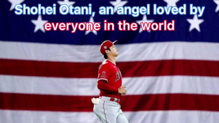【Shohei Otani, an angel loved by everyone in the world 】TVアニメ『呪術廻戦』ALI「LOST IN PARADISE feat. AKLO」